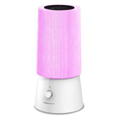 Увлажнитель воздуха VES V-HI13 (розовый)Мойки, увлажнители воздуха<br><br><br>Артикул: V-HI13<br>Бренд: VES<br>Гарантия производителя: да
