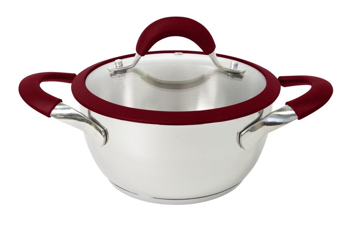 Кастрюля c крышкой Esprado Farve Vino 2,1л арт.(FV3L18SE101)Посуда для готовки<br><br><br>Артикул: FV3L18SE101<br>Бренд: Esprado<br>Диаметр посуды (см): 18<br>Крышка в комплекте: да<br>Материал посуды: нержавеющая сталь<br>Вид посуды: кастрюля<br>Родина бренда: Дания<br>Коллекция посуды: Farve Vino<br>Объем посуды (л): 2,1
