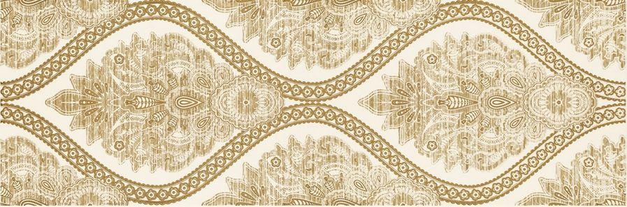Керамическая плитка декор Paradyz Niki beige classic 600x200 (шт) бежевый от Ravta
