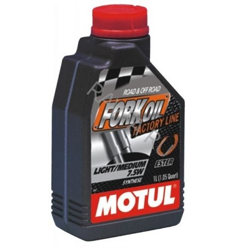 Масло MOTUL Fork Oil FL Light/Medium 7.5W (1л) от Ravta
