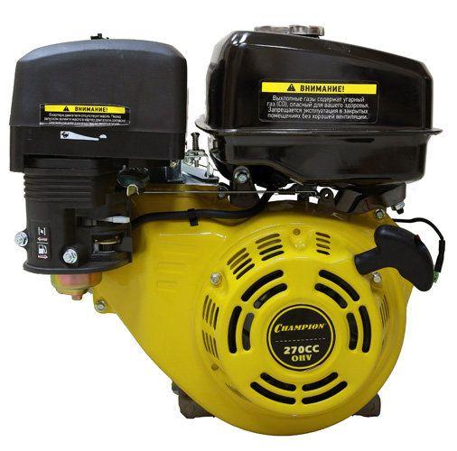 Двигатель CHAMPION G270HK от Ravta