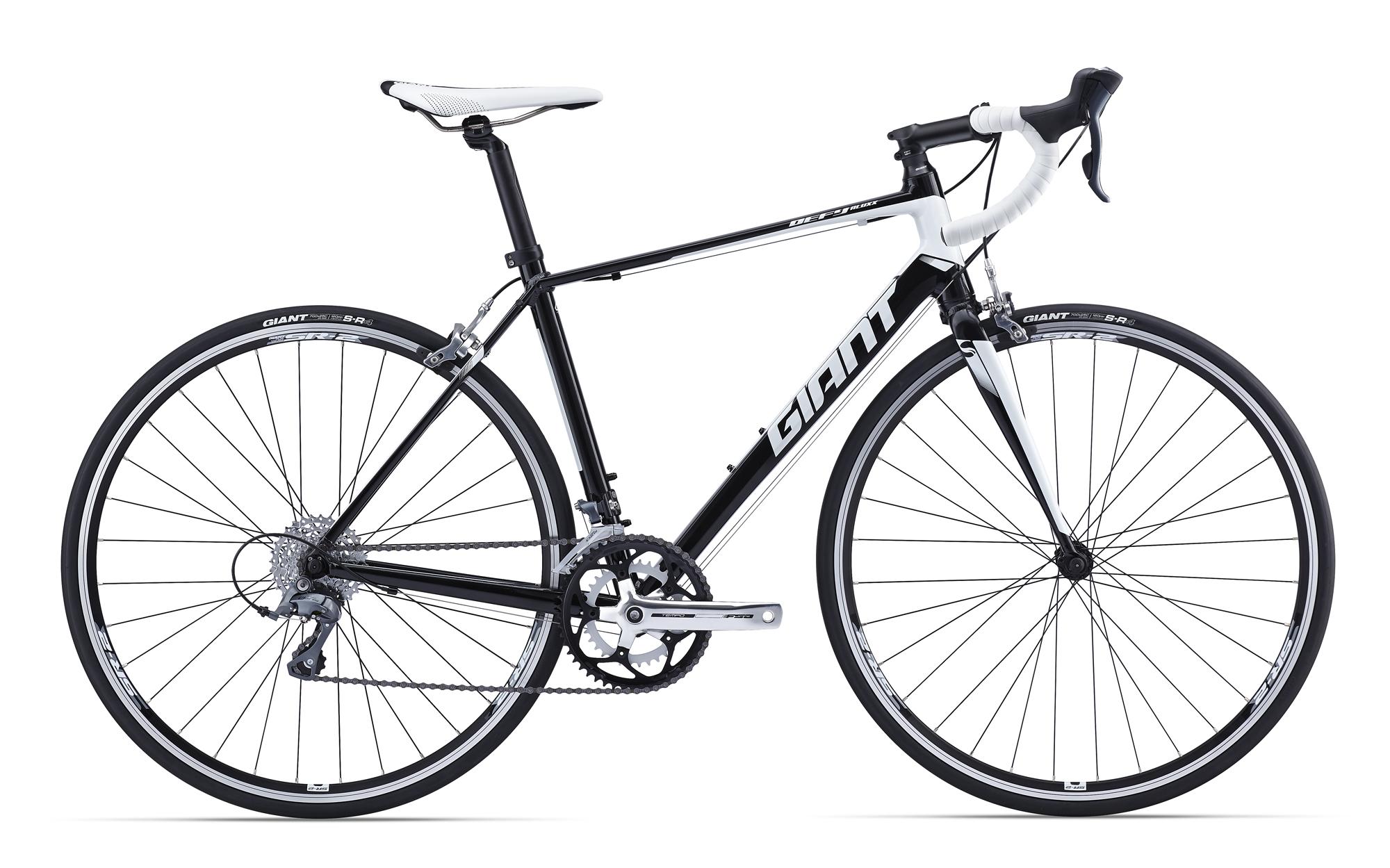 Велосипед Defy 5 Колесо:700c Рама:L Цвет:Черный/Белый от Ravta