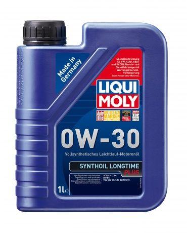 Масло Liqui Moly Synthoil Longtime Plus 0W 30 (1л) от Ravta
