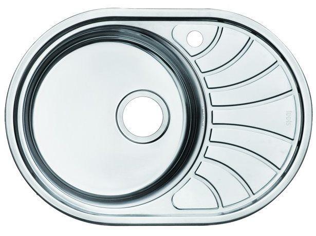Мойка для кухни Iddis Suno (арт.SUN65PLi77) нержавеющая сталь от Ravta