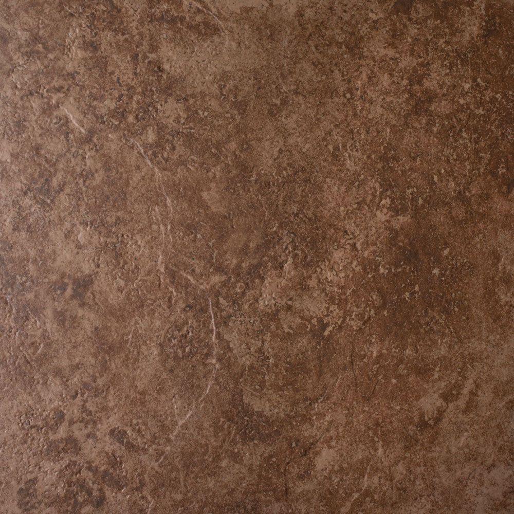 Керамогранит напольный Шахтинская плитка Soul 01 коричневый 450*450 (шт.) от Ravta