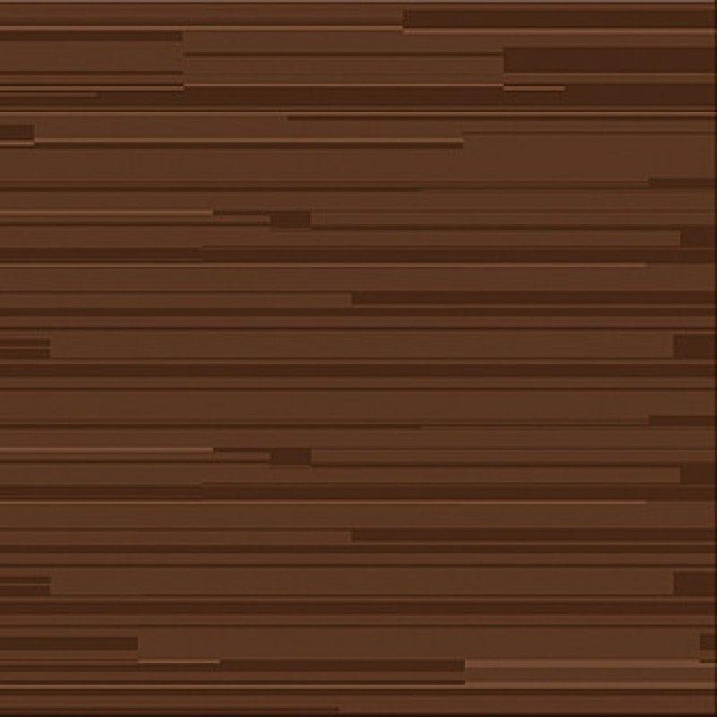 Керамическая плитка напольная Azori Карамель Шоколад коричневый 333*333 (шт.) от Ravta