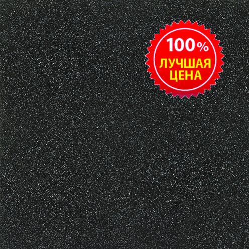 Керамогранит напольный Шахтинская плитка Техногрес черный 300*300 (шт.) от Ravta