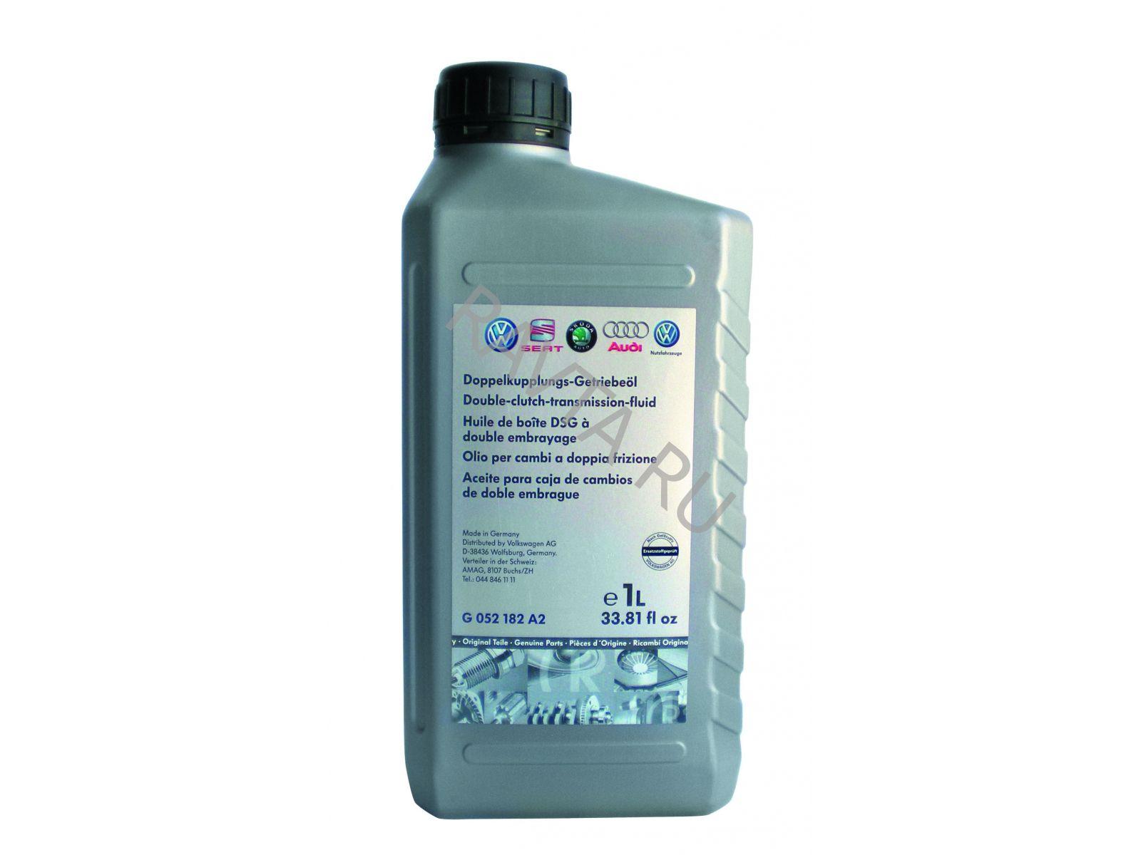 Жидкость VW DSG G052 182 (1л) от Ravta