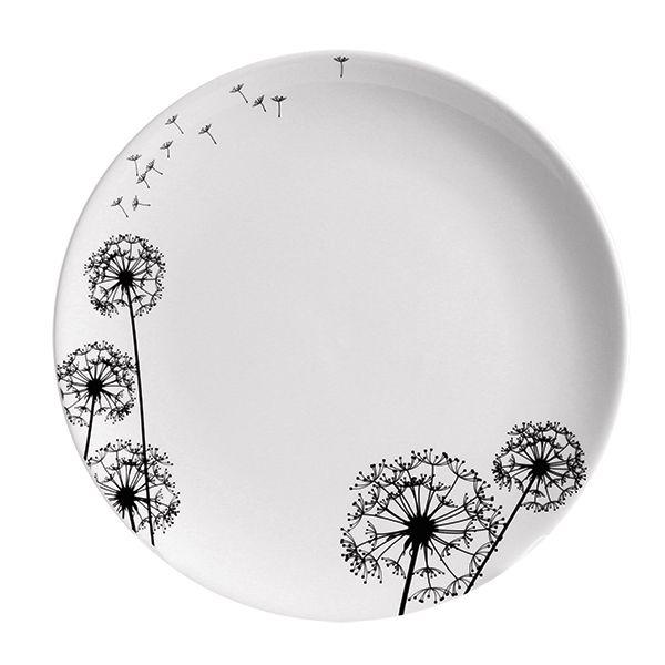 Набор тарелок обеденных Esprado Viente 6шт (арт.VT20D25E301) от Ravta