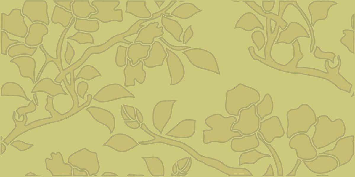 Керамическая плитка декор Paradyz Tessita zefir А 600x300 (шт) зеленый от Ravta
