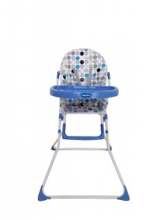 Стульчик для кормления Sweet Baby Simple Sapphire от Ravta