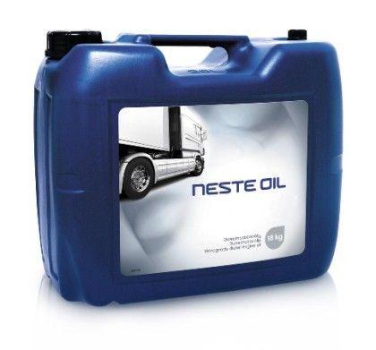 Масло NESTE Premium 10W-40 (20л)Neste<br><br><br>Артикул: 54020<br>Тип масла: Моторное<br>Состав масла: полусинтетическое<br>ACEA: A3/B3<br>Вязкость по SAE: 10W-40<br>API: SJ/CF<br>Бренд: Neste<br>Объем (л): 20<br>Применение масла: легковые автомобили и лёгкие грузовики<br>Плотность при 15°C (г/мл): 0,872<br>Кинематич. вязкость при 40°C (мм2/с): 94<br>Кинематич. вязкость при 100°C (мм2/с): 14,2<br>Температура застывания (°C): -39<br>Температура вспышки (°C): 222<br>Объем (л): 20