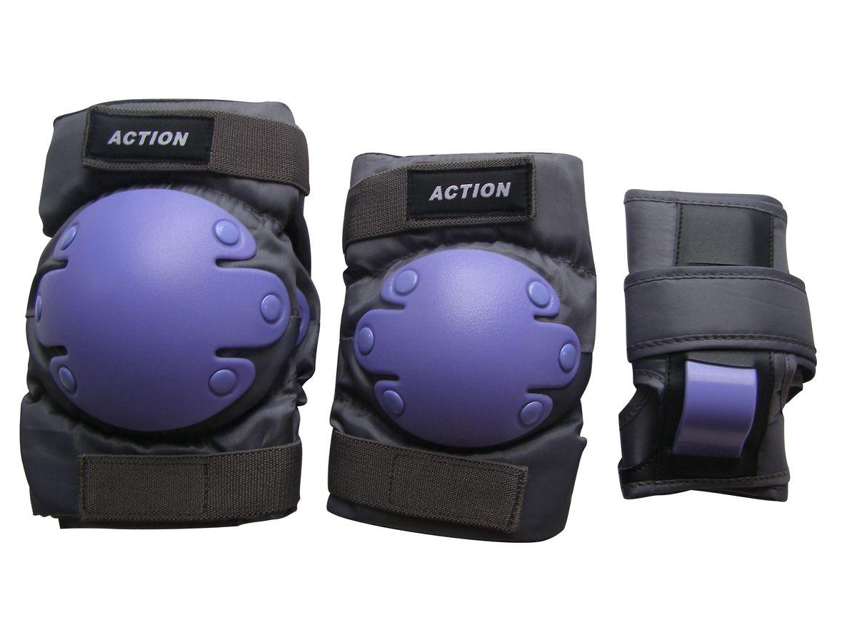 """Защита роликовая Action PW-302-M """"Чулок"""" от Ravta"""