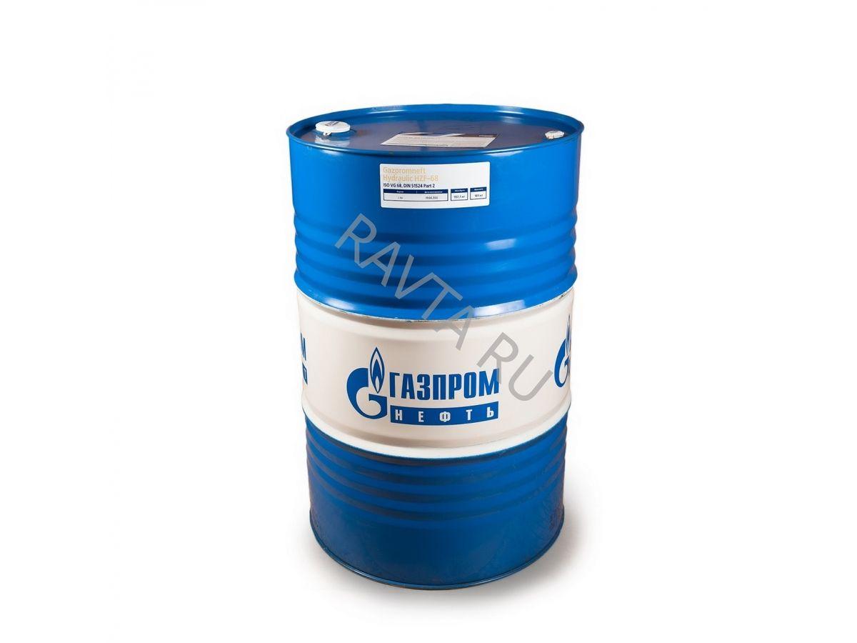 Масло Газпромнефть Hydraulic HZF-68 (205л) от Ravta