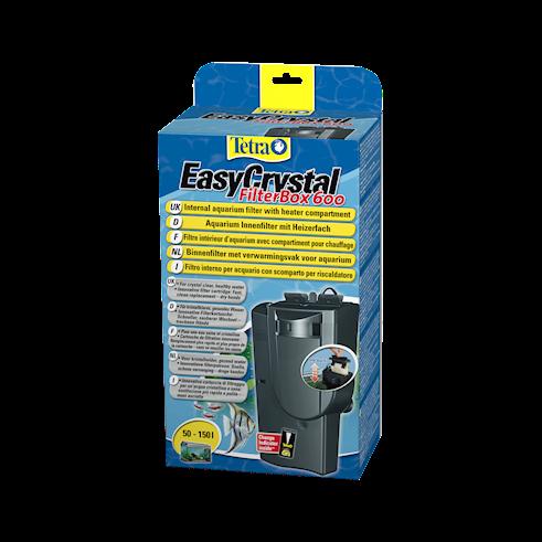 tetra Фильтр для аквариума Tetra Easy Crystal Filter 600, 600 л/ч (50-150л) 174689