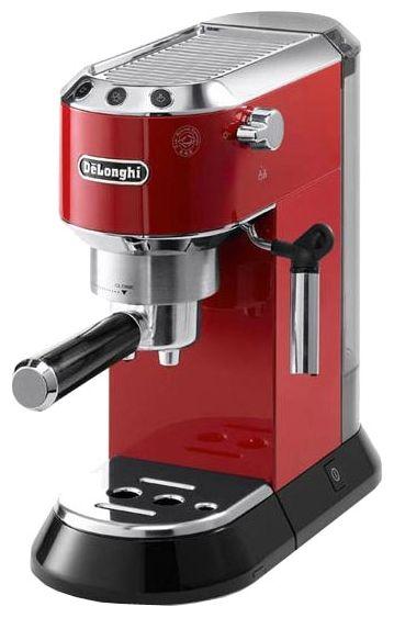 Кофеварка DeLonghi EC 680.R от Ravta