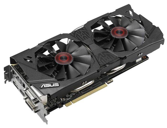 Видеокарта Asus PCI-E nVidia STRIX-GTX970-DC2OC-4GD5 GeForce GTX 970 4096Mb 256bit GDDR5 1253/7010 D от Ravta
