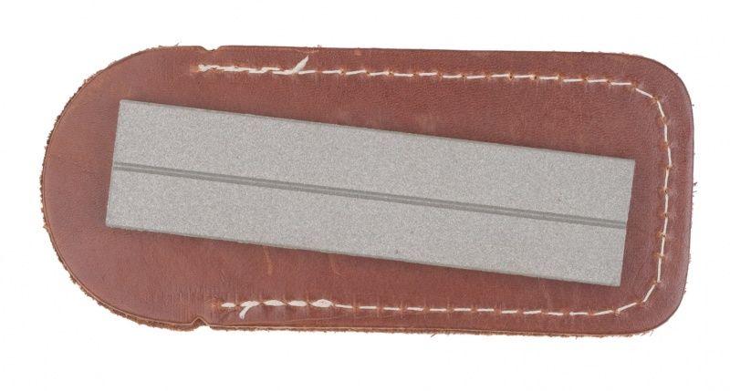 Брусок для заточки Mora Diamantbryne 36 Fine, кожаный чехол от Ravta