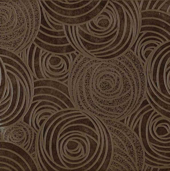Керамогранит напольный декор Coliseum Gres Пьемонте Камелия коричневый 300*300 (шт) от Ravta