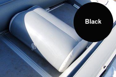 badger Сиденье надувное с перегородкой (90х45х32 см), Black Seat_bl_3