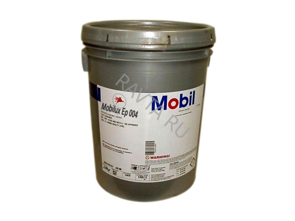 Смазка Mobilux EP 004 (18кг) от Ravta