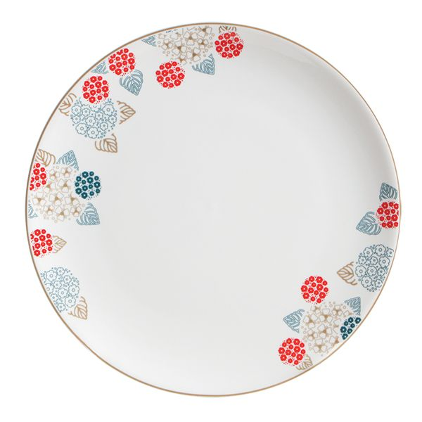 Набор тарелок обеденных Esprado Melary 6шт (арт.ML20D25E301) от Ravta