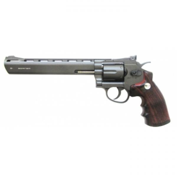 Револьвер пневм. BORNER Super Sport 703, кал. 4,5 мм (с картридж. 6 шт.) от Ravta