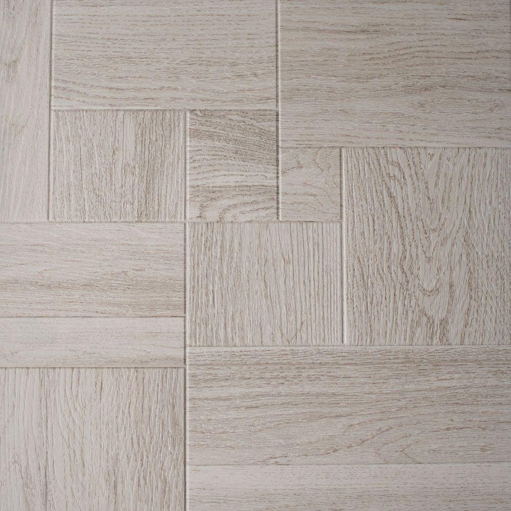 Керамогранит напольный Шахтинская плитка Milan 01 белый 450*450 (шт.) от Ravta