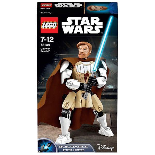 Конструктор Лего Звездные войны (Lego Star Wars) Оби-Ван Кеноби, Lego 75109Конструкторы<br><br><br>Артикул: 75109<br>Бренд: Lego<br>Категории: Лего Звездные войны / Lego Star Wars