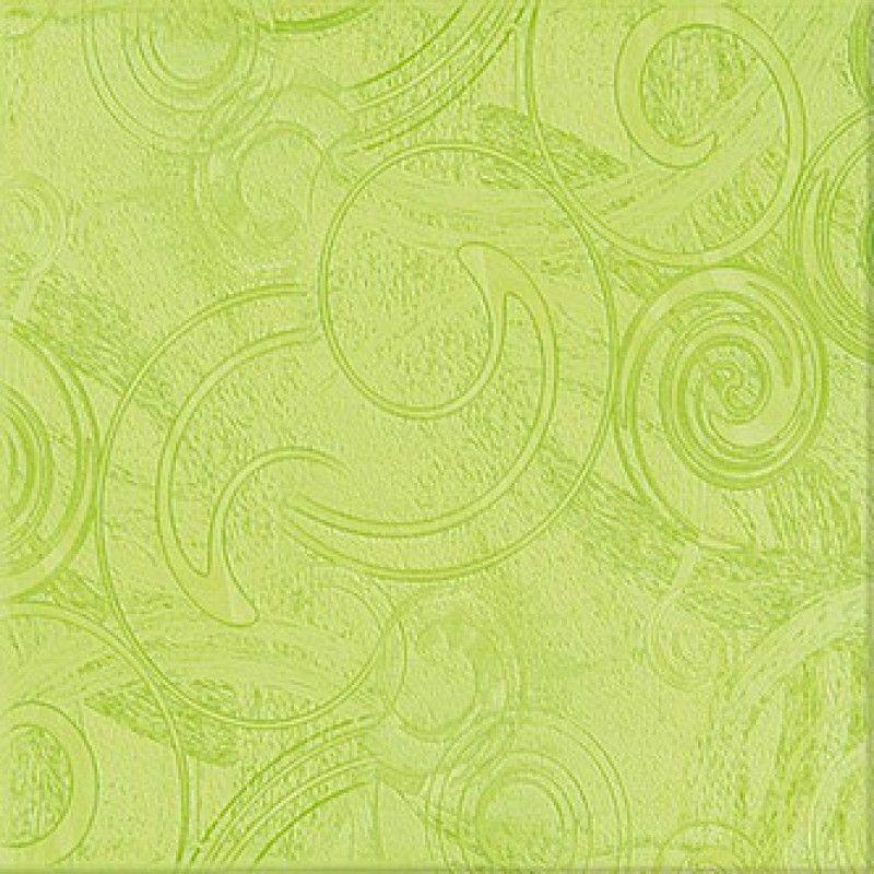 Керамическая плитка напольная Azori Фьюжн Минт Рондо салатовый 333*333 (шт.) от Ravta