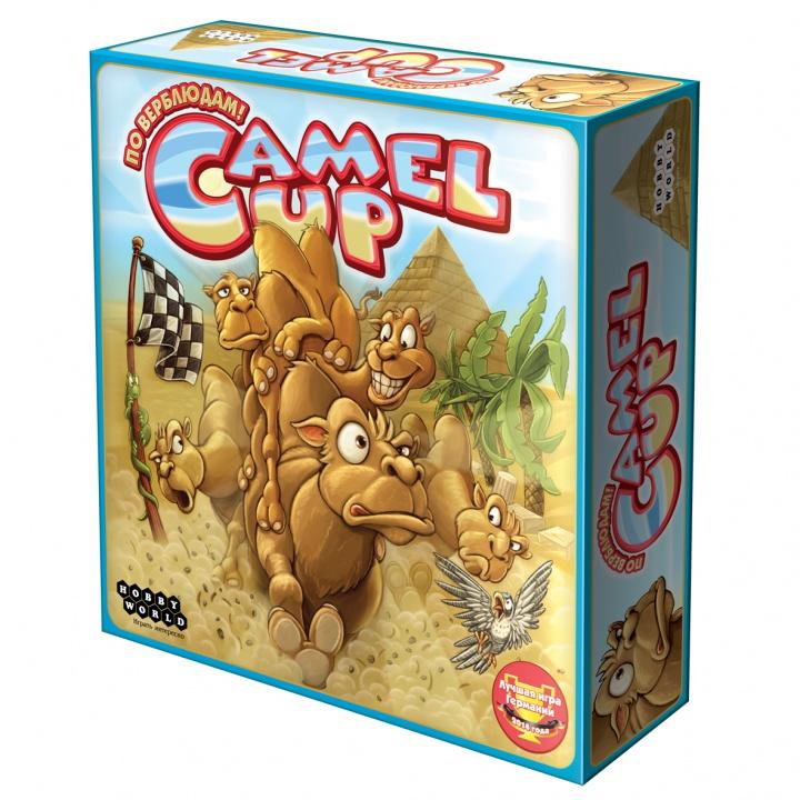 Игра Camel Up (1426) от Ravta