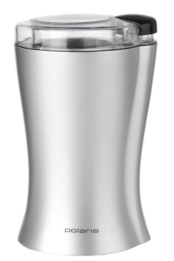 Кофемолка Polaris PCG 0615 серебристая от Ravta