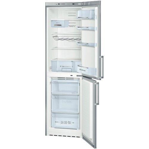 Холодильник Bosch KGE39XL20 RХолодильники<br><br><br>Артикул: KGE39XL20R<br>Размеры (ШxГxВ): 60 x 65 x 200<br>Бренд: Bosch<br>Материал полок: стекло<br>Наличие морозильной камеры: да<br>Гарантия производителя: да<br>Общий объем (л): 352<br>Цвет: серебристый<br>Тип управления: электронное<br>Высота холодильника (см): 200<br>Объем морозильной камеры (л): 95<br>Объем холодильной камеры (л): 257<br>Размораживание морозильной камеры: снизу<br>Климатический класс: SN, T<br>Тип холодильника: двухкамерный<br>Материал покрытия холодильника: пластик/металл<br>Мощность замораживания (кг/сутки): 9<br>Количество компрессоров: 1<br>Возможность перевешивания дверей: да<br>Антибактериальное покрытие: нет<br>Класс энергопотребления: A+<br>Тип установки холодильника: отдельно стоящий