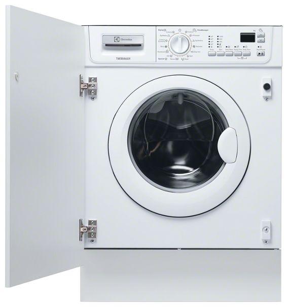 Встраиваемая стиральная машина Electrolux EWX 147410 W от Ravta