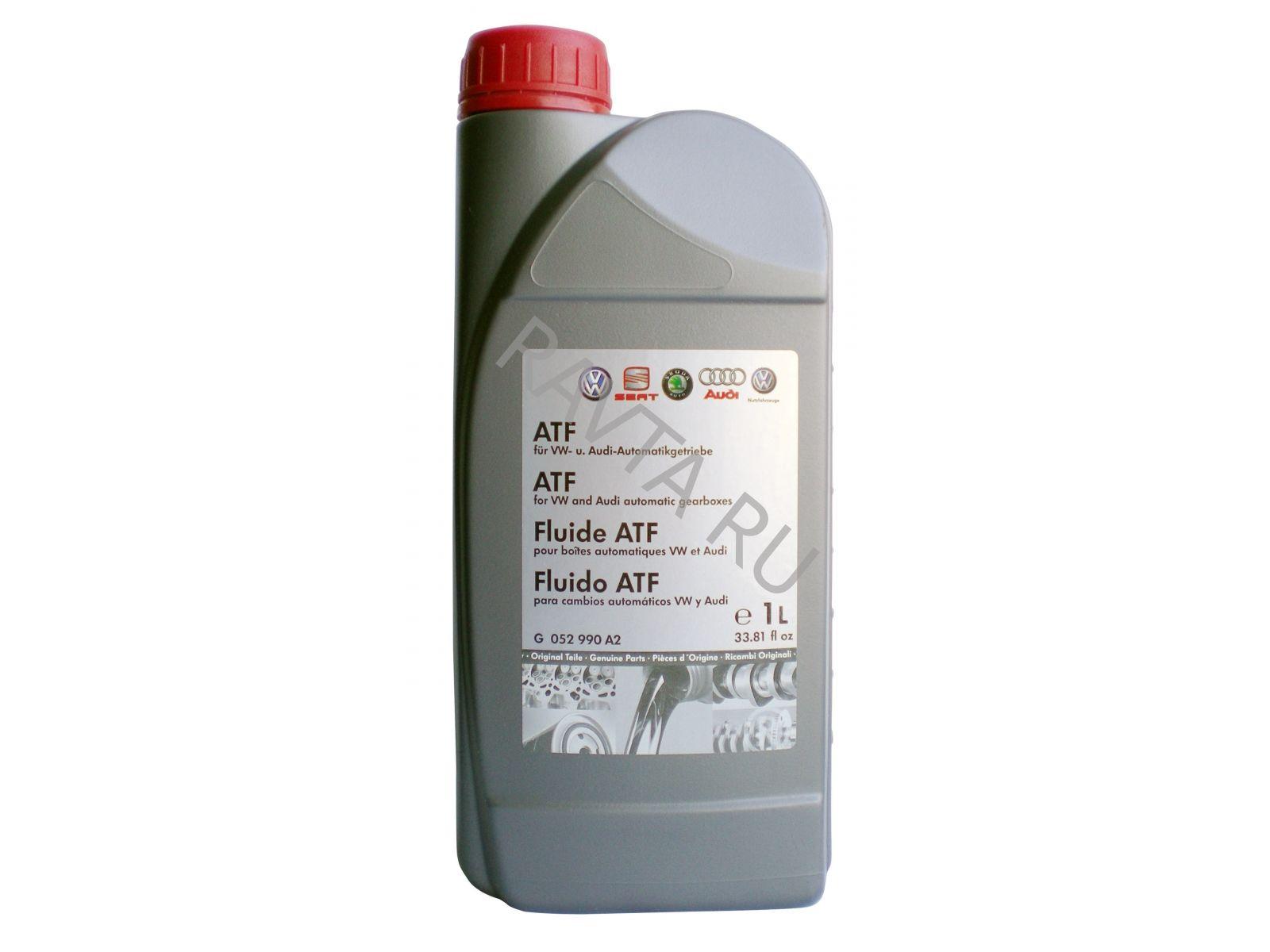 Жидкость VW АКП G052 990 (1л) от Ravta