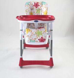 Стульчик для кормления Sweet Baby Stella Rosso от Ravta