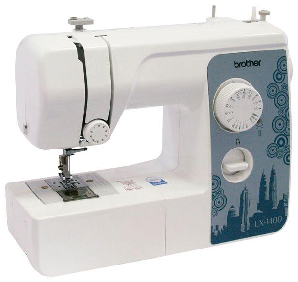 Швейная машина Brother LX-1400 от Ravta