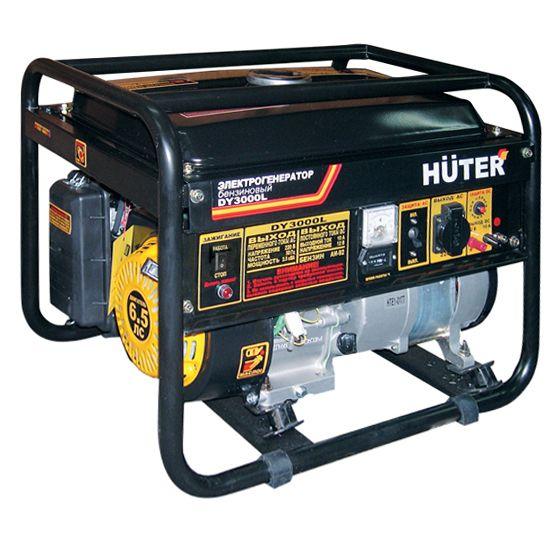 Генератор HUTER DY3000LГенераторы и электростанции<br><br><br>Артикул: 64/1/4<br>Бренд: Huter