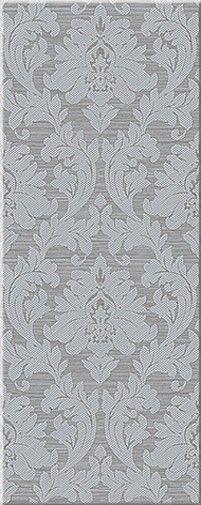 Керамическая плитка настенная Azori Chateau Grey серый 201*505 (шт.) от Ravta