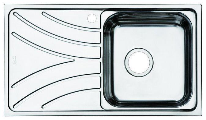 Мойка для кухни Iddis Arro (арт.ARR78PRi77) нержавеющая сталь от Ravta