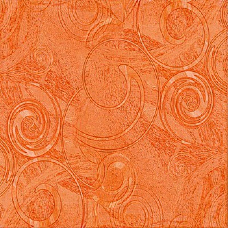 Керамическая плитка напольная Azori Фьюжн Коралл оранжевый 333*333 (шт.) от Ravta