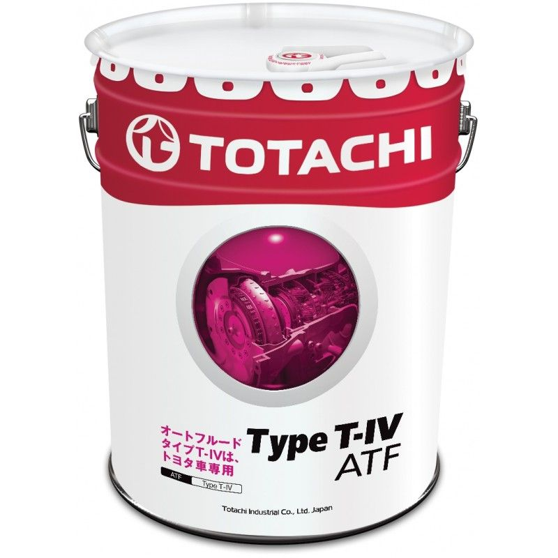 Масло TOTACHI ATF TYPE T-IV (20л) от Ravta