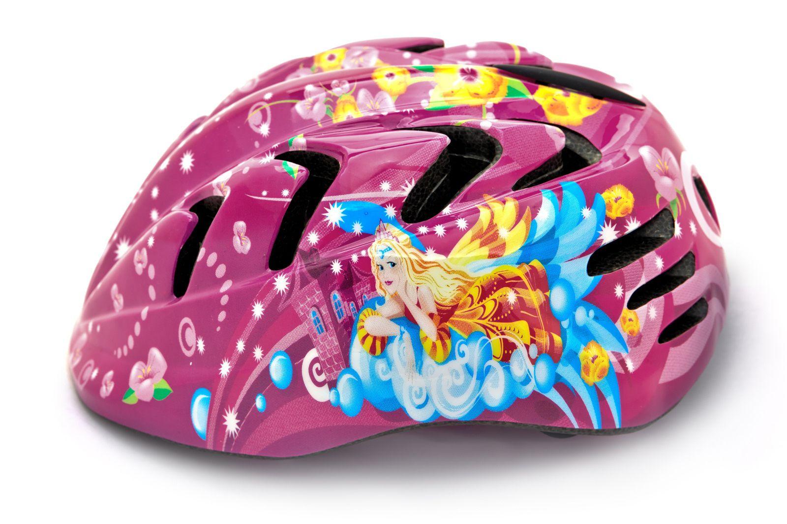 Вело Шлем VSH 7 детский розовый, р.M от Ravta
