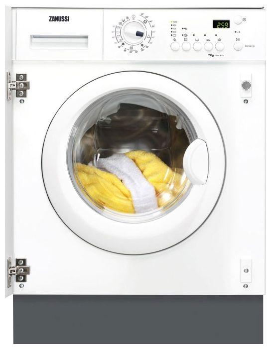 Встраиваемая стиральная машина ZANUSSI ZWI71201WA от Ravta