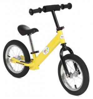 Беговел Lider Kids 336 YELLOW, желтый от Ravta