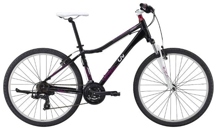 Велосипед Enchant 2 (2015) Колесо:26 Рама:XXS Цвет:BlackВелосипеды<br><br><br>Артикул: 50052812<br>Бренд: Giant<br>Цвет: black<br>Размер колеса: 26<br>Размер рамы: XXS<br>Назначение велосипеда: городской<br>Количество колес: двухколесный<br>Возрастная группа: взрослый<br>Пол: женский