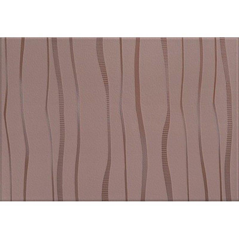 Керамическая плитка настенная Azori Бестия Мокка коричневый 405*278 (шт.) от Ravta