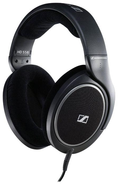 Наушники Sennheiser HD 558 (черный)Наушники<br><br><br>Артикул: HD 558 WEST<br>Бренд: Sennheiser