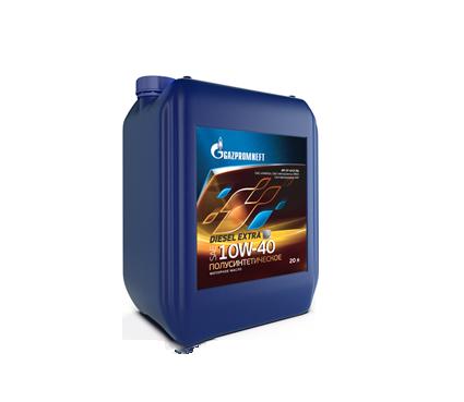 Масло Gazpromneft Diesel Extra 10W-40 (20л) от Ravta