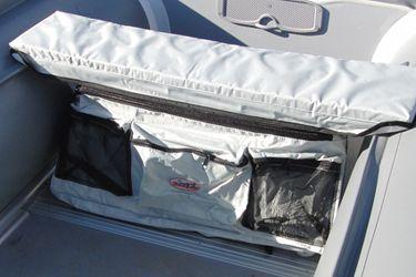 badger Сумка под сиденье для лодок 300-340 см, Gray (длина 85 см) СумкаСид300-340